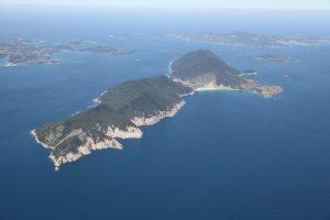 01_野崎島の集落跡