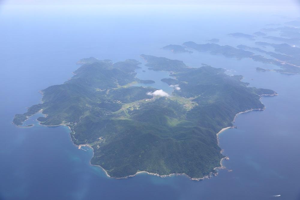 01_久賀島の集落