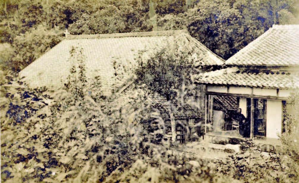 08_浜脇教会堂(1931年以前)